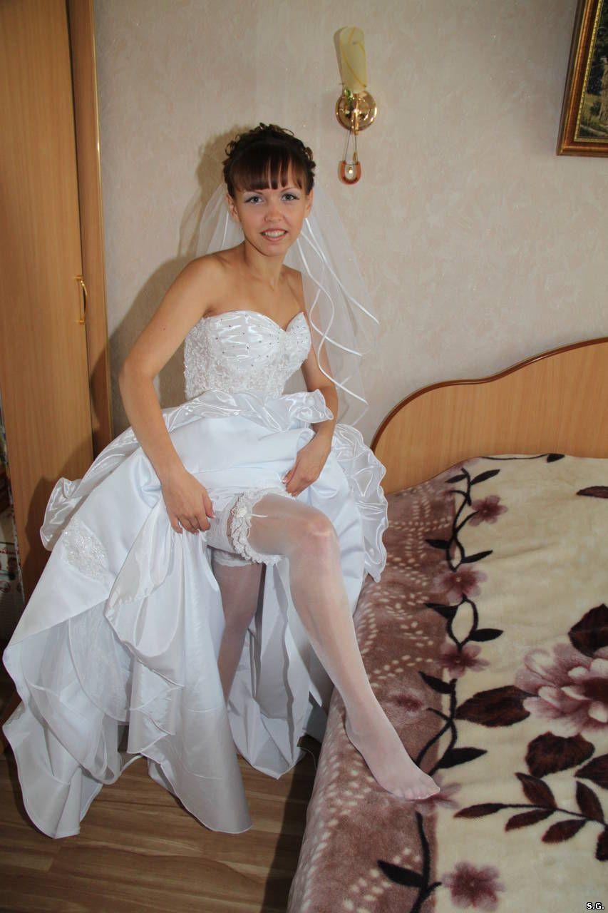Фото невест подсмотренные 14 фотография